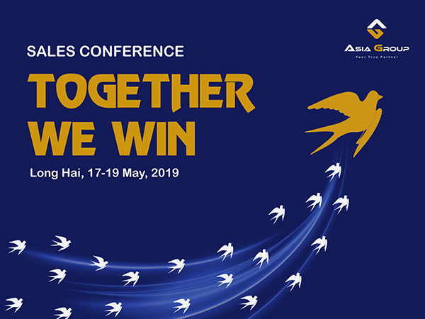 ASIA GROUP - Sales Conference